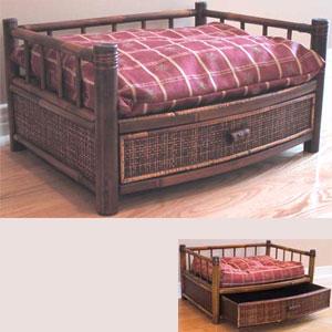 Brilliant Bamboo Dog Day Bed With Storage Uwap Interior Chair Design Uwaporg