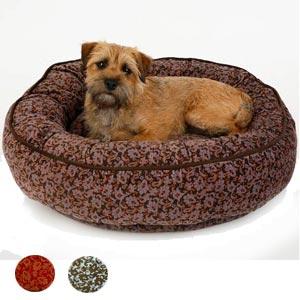 cuddle pet bed