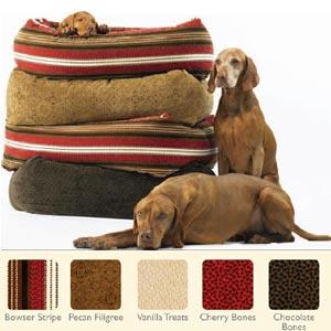 Dutchie square dog bed - Signature Collection