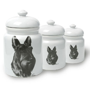 Best of Show 3 pc canister set