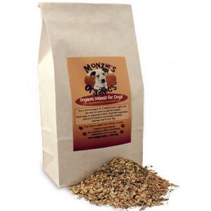 organic dog food mix
