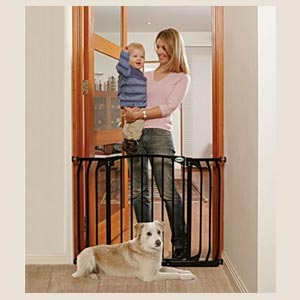Hallway or Wide Door Gate. Keep pets and children safe with these ...