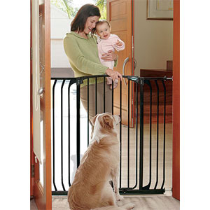 Extra Tall Hallway Gate 40 5 Inch H X 38 42 5 Wide