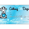 dog gift certificate - $100