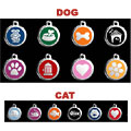 dog and cat id tags