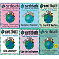 Earthbath pet shampoos and conditioner
