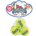 air kong XS tennis ball with squeaker