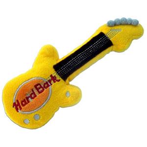 Guitar Dog Toy