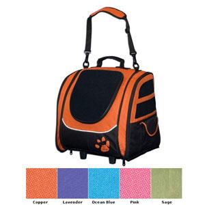 your active people handbag backpack handsfree pet tails euro backpack