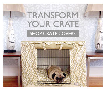 Transform Your Crate - Shop Crate Covers