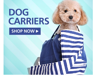 New Dog Carriers—Shop Now