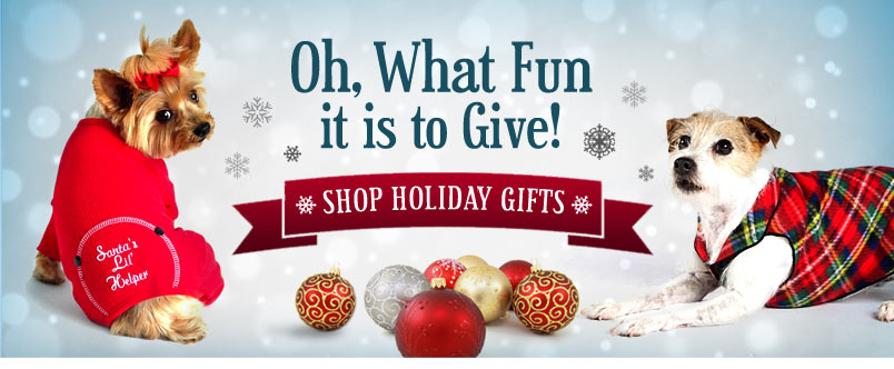 Oh, What Fun It Is To Give! Shop Holiday Gifts