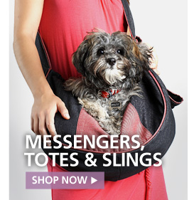 Messengers, Totes and Slings. Shop Now.