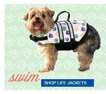 Safety Life Jackets for Dogs! Shop Life Jackets for Dogs—Click Here