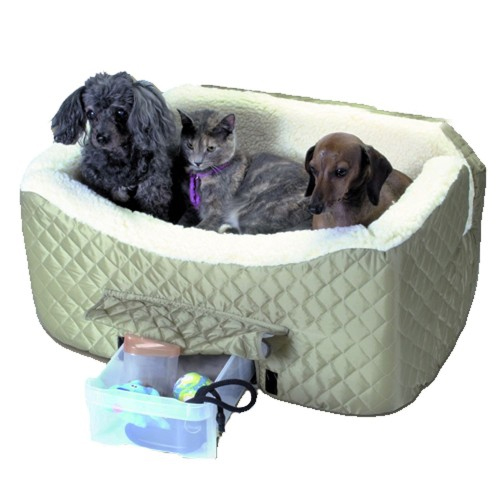 The Lookout Dog Car Seat