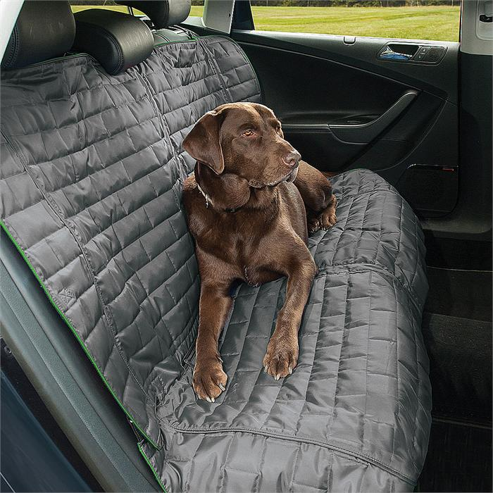 Reversible Bench Car Seat Cover
