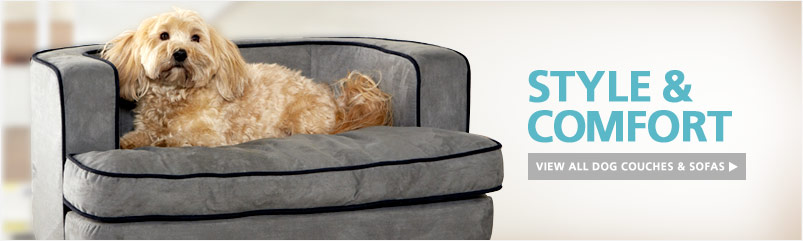 Dog Beds And Furniture For Dogs Dog Beds Upholstered Sofas And