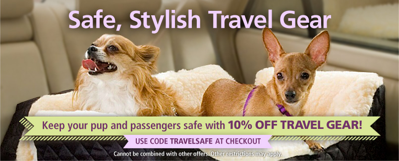 Safe, Stylish Travel Gear. Shop Travel Gear.