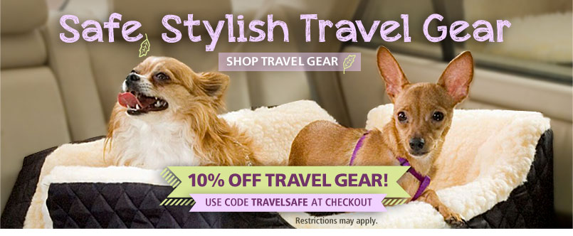 Safe, Stylish Travel Gear. Shop Travel Gear. 10% Off All Travel Gear!